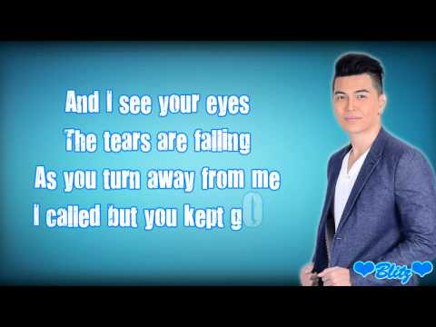 Daryl Ong - It's Not Easy Letting Go [With Lyrics]