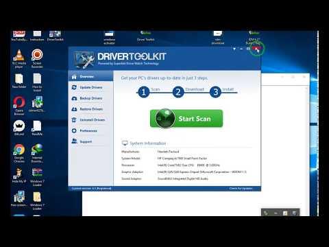 Driver Toolkit 8.5 Serial Key Lifetime