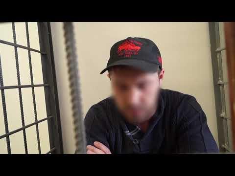 Жесткое задержание телефонных мошенников в Волгограде