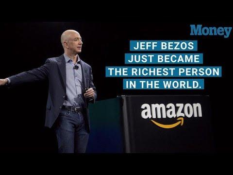 Jeff Bezos, el EMPRENDEDOR que revolucionó INTERNET con AMAZON