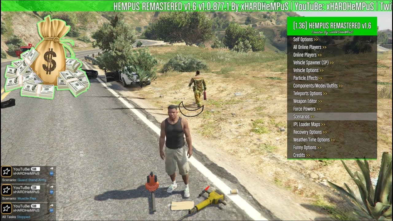 gta 5 online money and rp hack download - Apan Archeo Forum