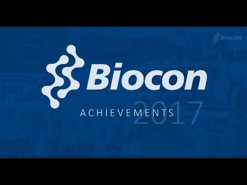 Reliving  Biocon Achievements of 2017