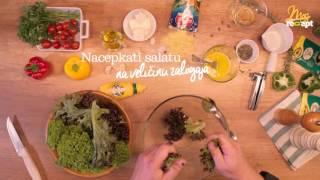 Mix zelenih salata - Moj Recept