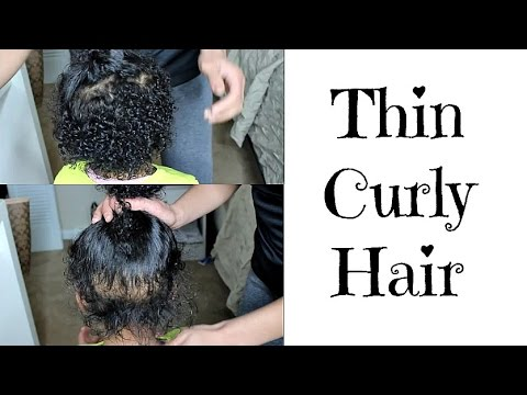 styling products for fine curly hair thin curly hair detangling 3871 | hqdefault