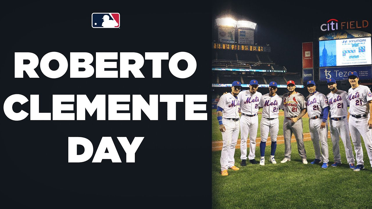 Roberto Clemente Day celebrated across Major League Baseball
