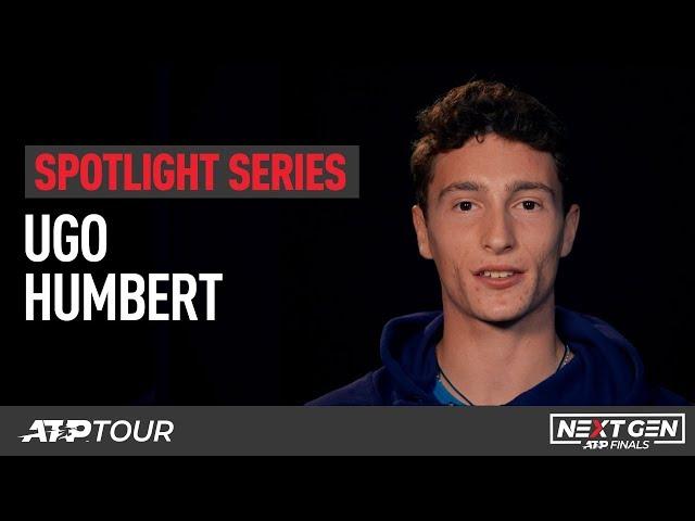 SPOTLIGHT SERIES: UGO HUMBERT | ATP