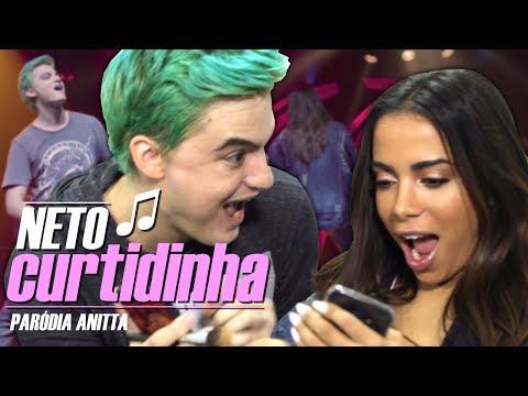 CURTIDINHA - Paródia PARADINHA  Anitta