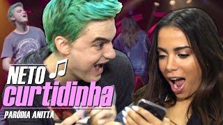 CURTIDINHA - Paródia PARADINHA / Anitta thumbnail