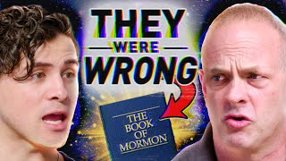 I spent a day with EXMORMONS