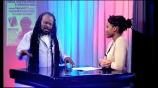"RAS DUMISANI "" Interview ""  A LA LOCALE TV"