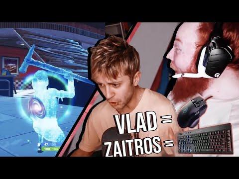 2 KILLAR = 1 FORTNITE | Vlad & Zaitr0s