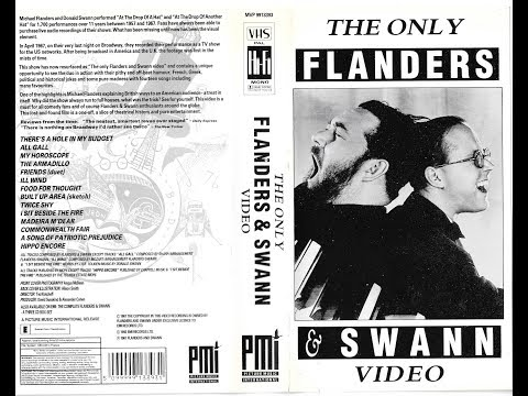 The Only Flanders & Swann Video
