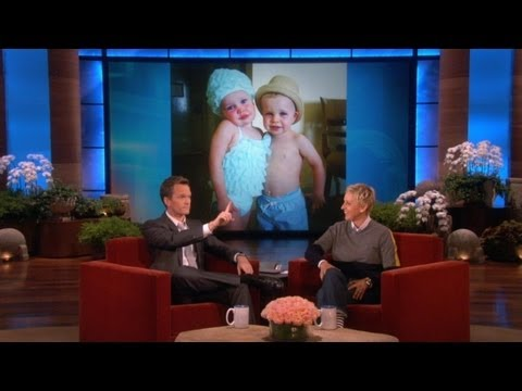 Neil Patrick Harris Talks About His Twins!