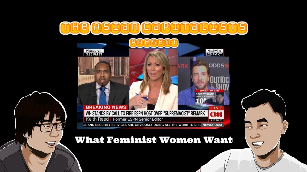 What Feminist Women Want (From Men)