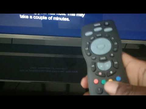 Pairing IQ 3 remote control hard start.