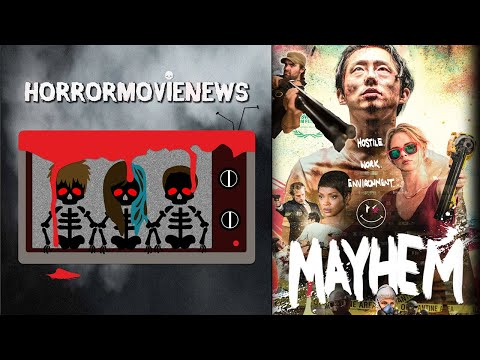 Mayhem Discussion with Director Joe Lynch | Horror Movie News Ep 6