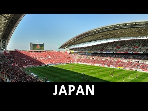 Top 10 Biggest Stadiums in Japan