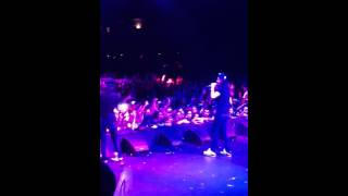 Kreayshawn & V-Nasty perform SWOBBIN in Santa Ana