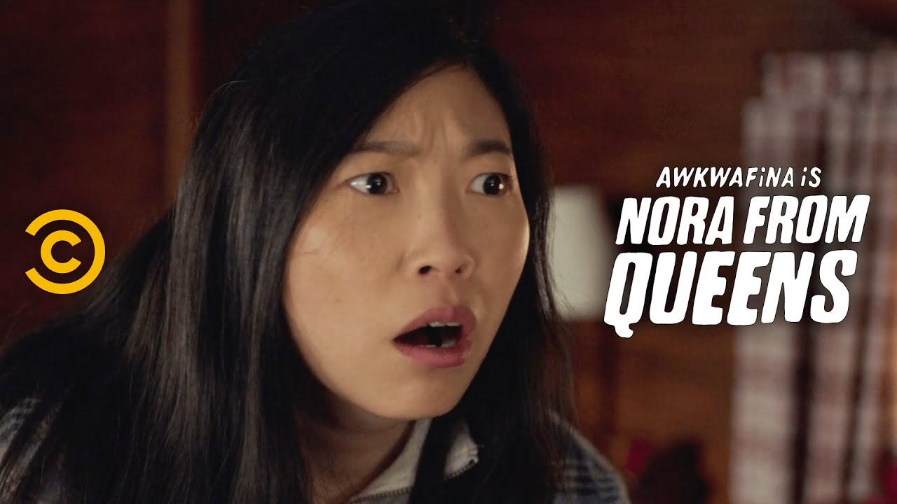Nora vs. Her Imaginary Friend - Awkwafina is Nora from Queens