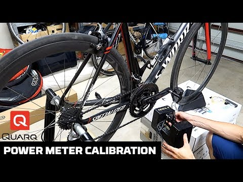 c623135bfd1 Specialized Quarq Power Meter Calibration - YouTube