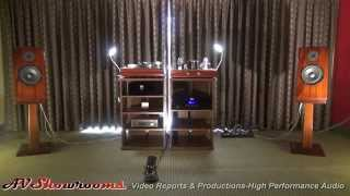 Robert Lighton Audio, Audio Note, The Home Entertainment Show