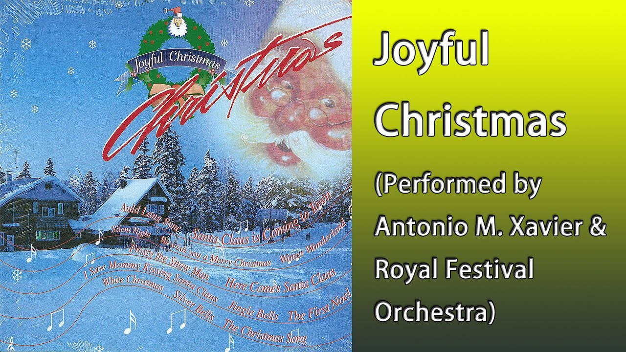 Christmas Music (Joyful Christmas) (Full Album) - YouTube