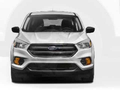 2018 Ford Escape Enterprise Al