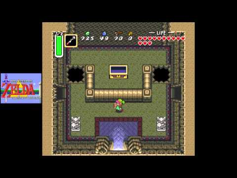 Zelda: A Link to the Past [SNES] Playthrough #15, Level 3: Skull Woods