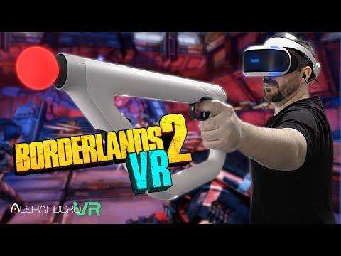 BORDERLANDS 2 con AIM CONTROLLER *Nueva Actualización*
