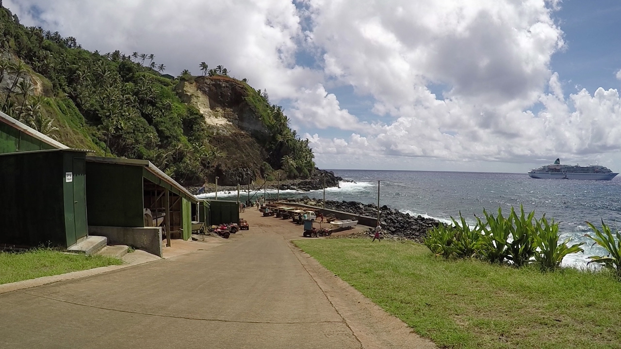 Pitcairn Island Live The Dream In Paradise Professional Moron