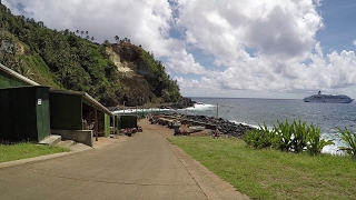 Видео Pitcairn Island (Adamstown) - Lonely but beautiful от Destinations + Places, Адамстаун, Острова Питкэрн
