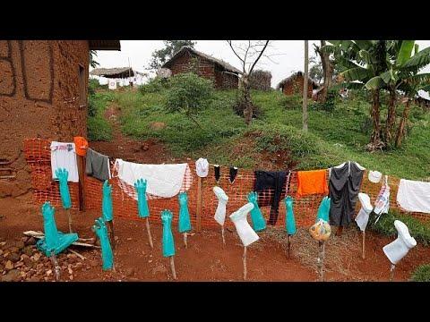 DRC Ebola response risks slowdown- WHO
