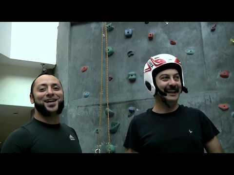 Extreme-G S01E09 (Bouldering) Konuk: Hakan Yılmaz