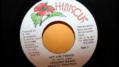 Gregory Isaacs - Off A Mi Fender