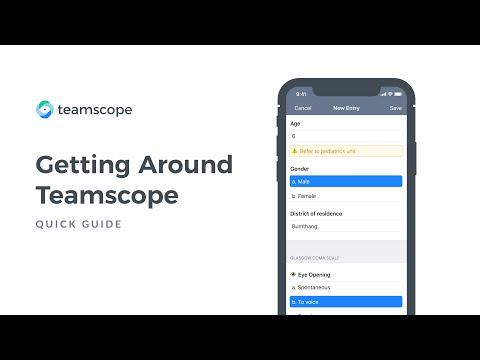 Teamscope Intro