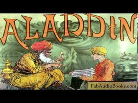 Aladdin Aladdin And The Wonderful Lamp Arabian Nights Entertainments By Andrew Lang Audiobook Youtube