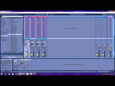 Comment monter son live sur Ableton