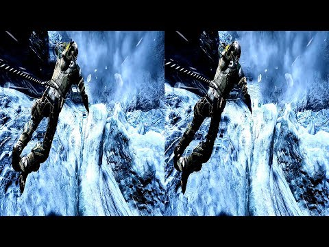 3d video sbs hd Dead Space 3 intro