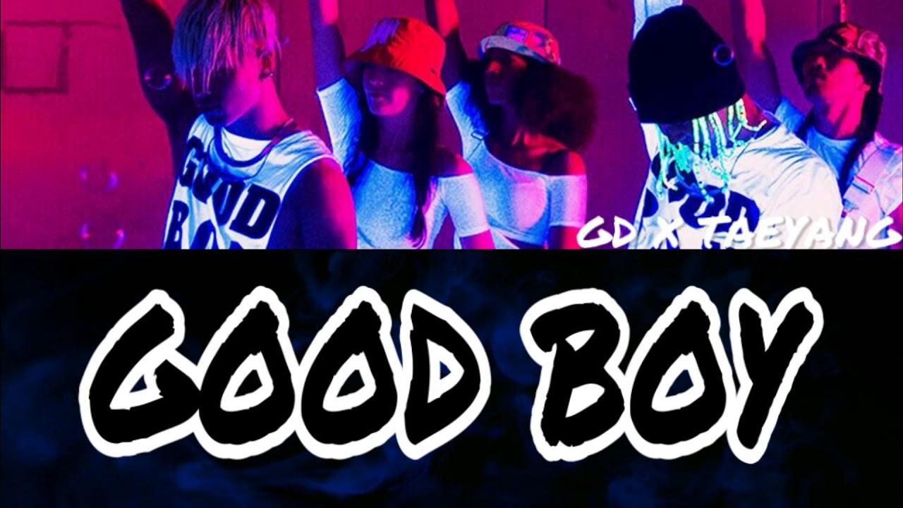 【日本語字幕/カナルビ/歌詞】GOOD BOY-GD X TAEYANG/BIGBANG - YouTube