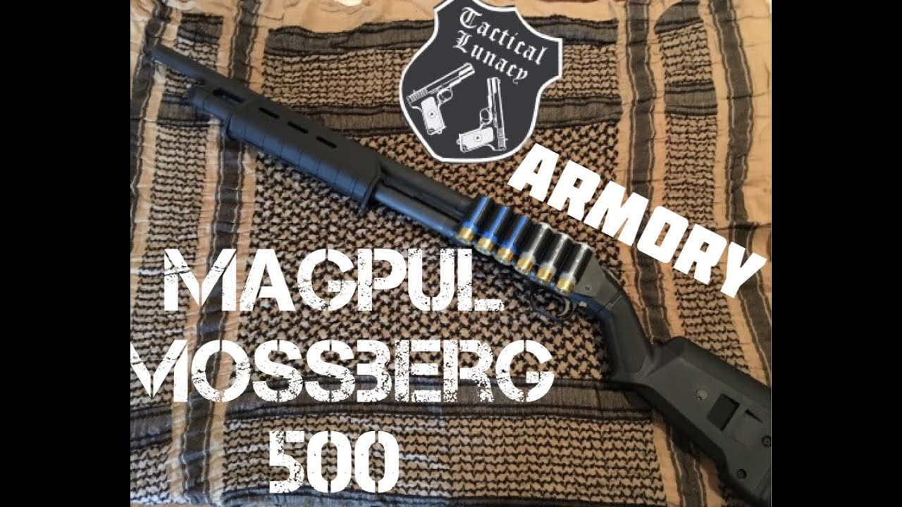 Magpul Mossberg 500 Review