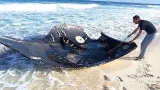 10 Unglaubliche Dinge, die am Strand gefunden wurden!