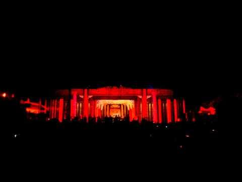 Đêm hoàng cung festival huế 2016