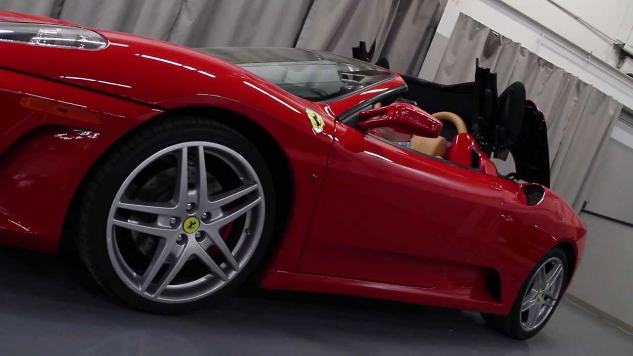 Ferrari F430 JL Audio Build By Automotive Concepts