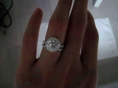 My 33ct Engagement Ring Amp Wedding Band