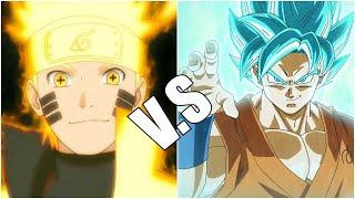 Who Would Win: Episode 1: Son Goku vs Naruto Uzumaki
