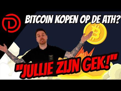 Bitcoin KOPEN Rond De All Time High? Wij DOEN Het!!