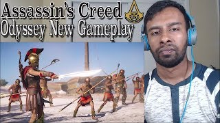 ASSASSIN'S CREED ODYSSEY NEW Gameplay Trailer (2018) PS4/Xbox One/PC(REACTION)