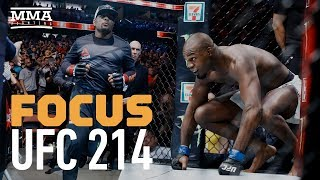 Focus: UFC 214 Edition - MMA Fighting