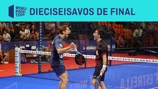 Resumen Dieciseisavos de Final (mañana) Estrella Damm Valencia Open 2019