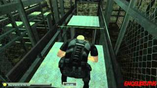 Splinter Cell Double Agent PC Gameplay Mission 3 - JBA HQ Part 1/1/2